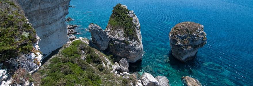 réserve naturelle de Scandola