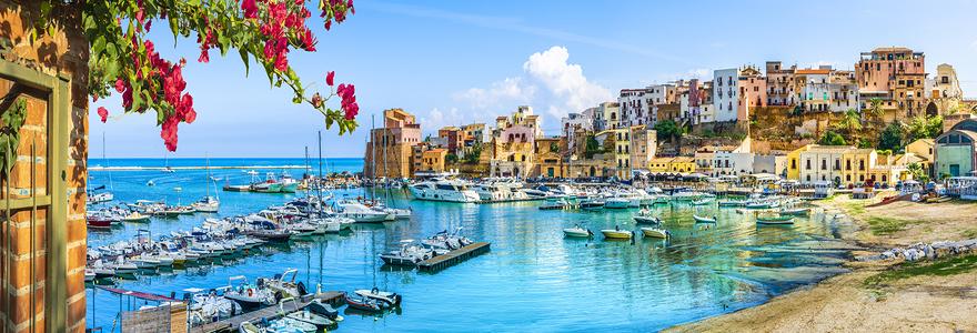 Visitez la Sicile